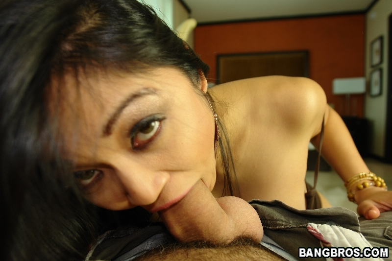 mom give handjob with boobs